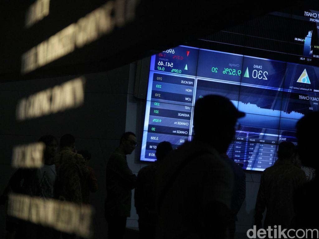 Resmi Mejeng di Bursa, Saham Perusahaan Properti Ini Naik 20%
