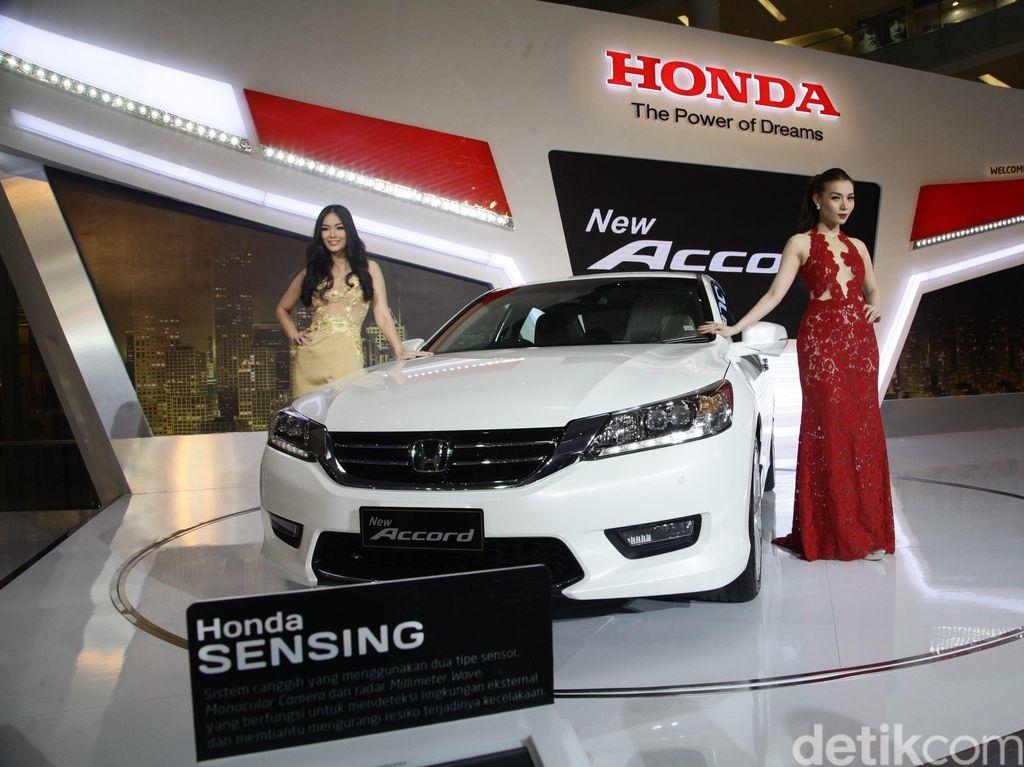 Spion Bermasalah, Honda Indonesia Recall Odyssey dan Accord