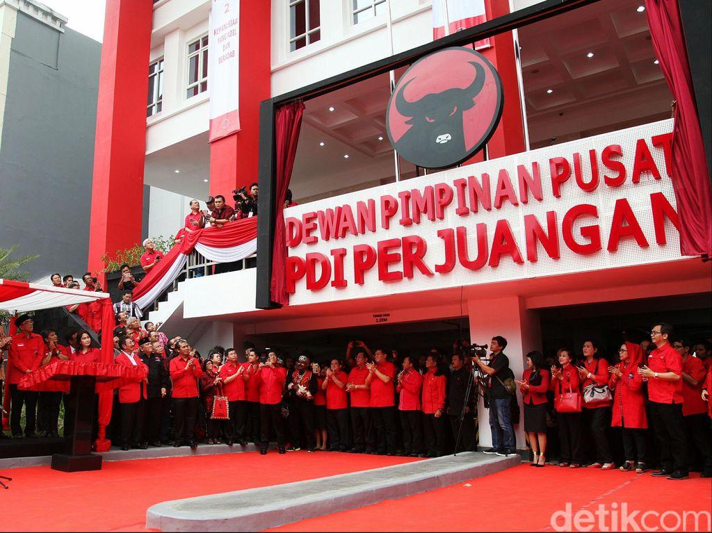 PDIP Kembali Gelar Rapat Soal Pilkada, Djarot: Bahas DKI Masih Lama