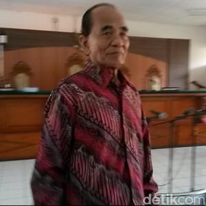 Dapat Grasi dari Jokowi, Annas Maamun Akan Bebas Tahun Depan
