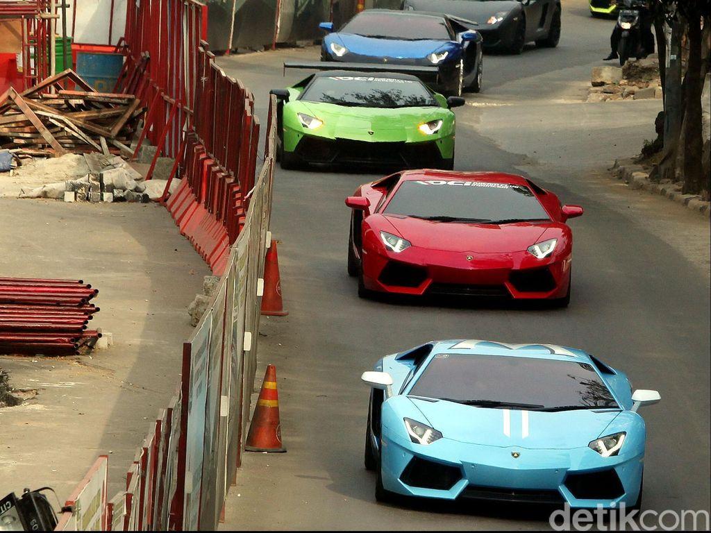 Begini Tingkah Orang Italia Sebelum Membeli Mobil, Tidak Ngetuk Bodi