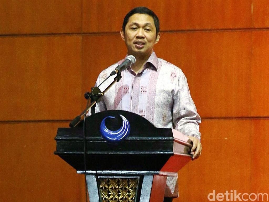 Beredar Poster Anis Matta Dukung Jokowi, Fahri: Nggak Benar!