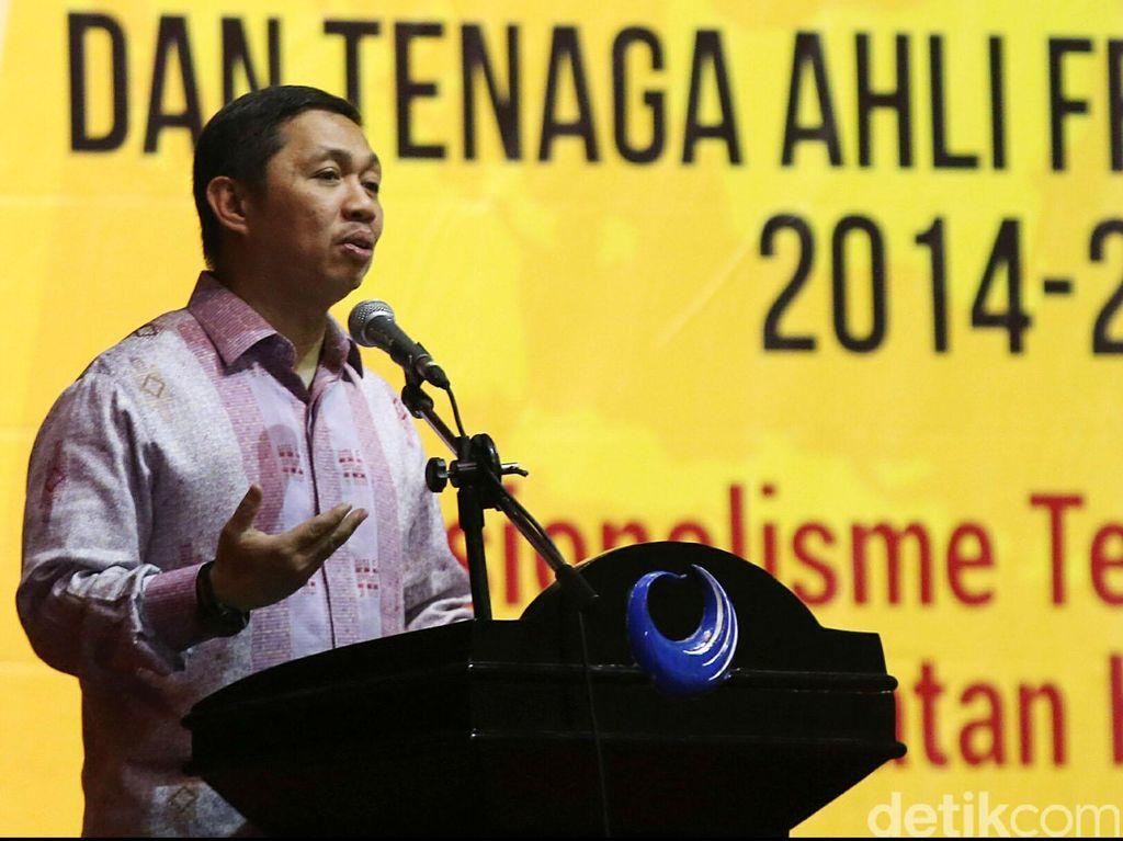 Pro-Kontra Sapu Bersih Loyalis Anis