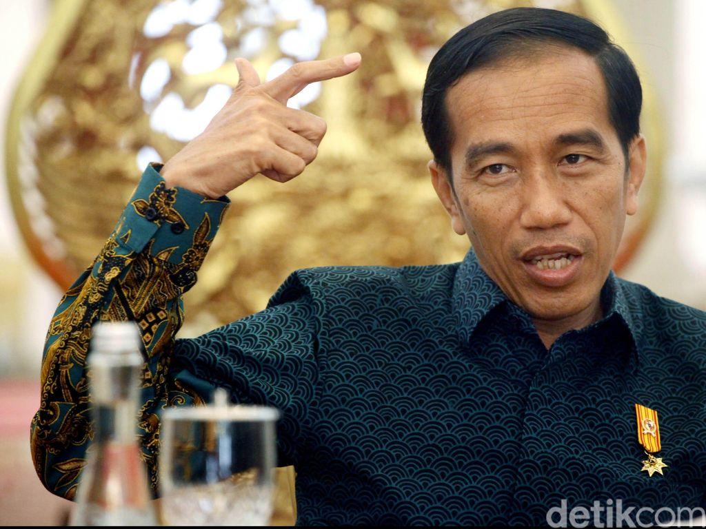 Jokowi: Jangan Ragukan Komitmen soal UMKM, Anak Saya Jual Martabak