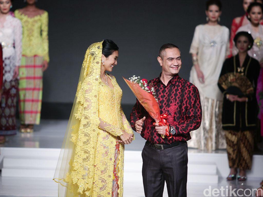 Desainer Marga Alam Meninggal, Sempat Ingin Batalkan Fashion Show