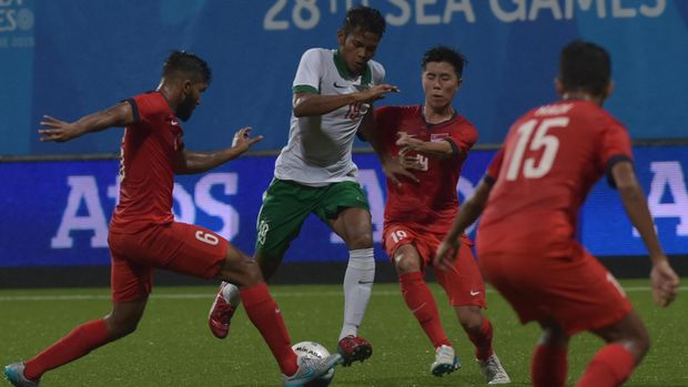 Zulfiandi berhasil kembali bangkit dari cedera dan menjadi andalan di lini tengah Timnas Indonesia.