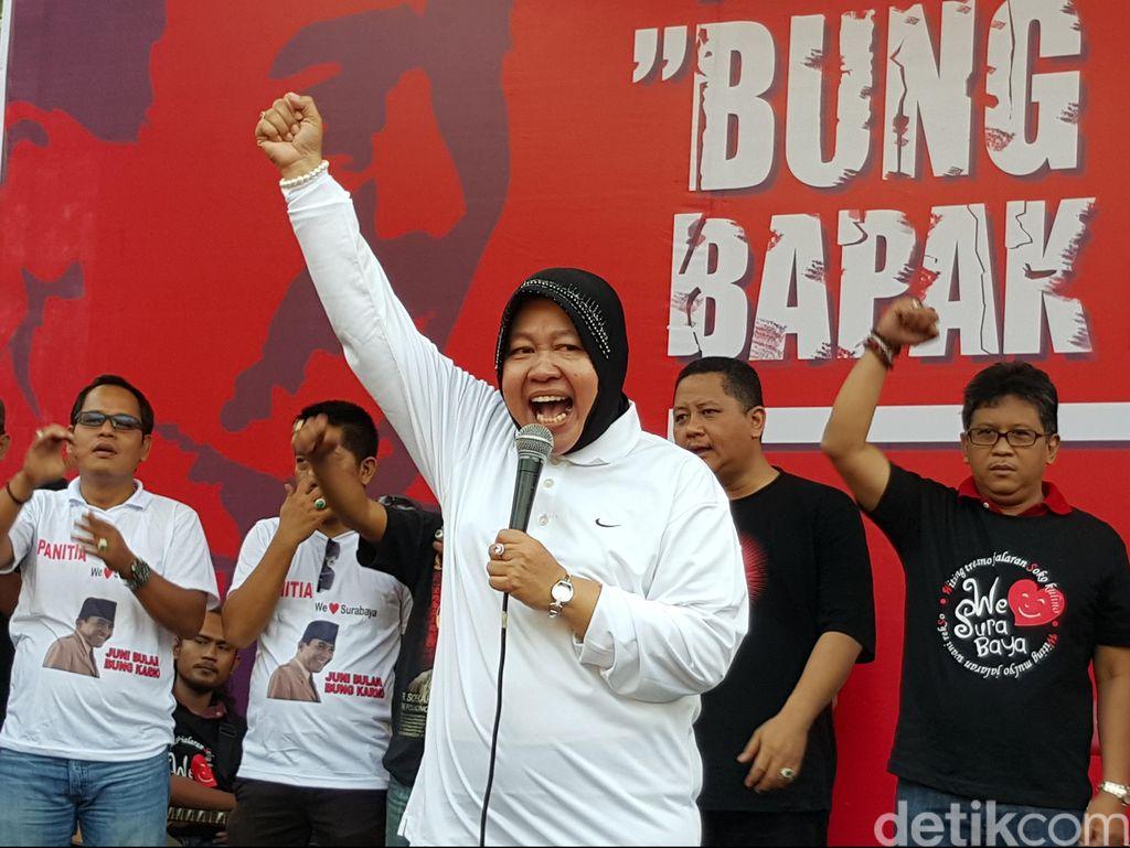 Ini Kata Risma soal Pilkada Surabaya yang Terancam Ditunda