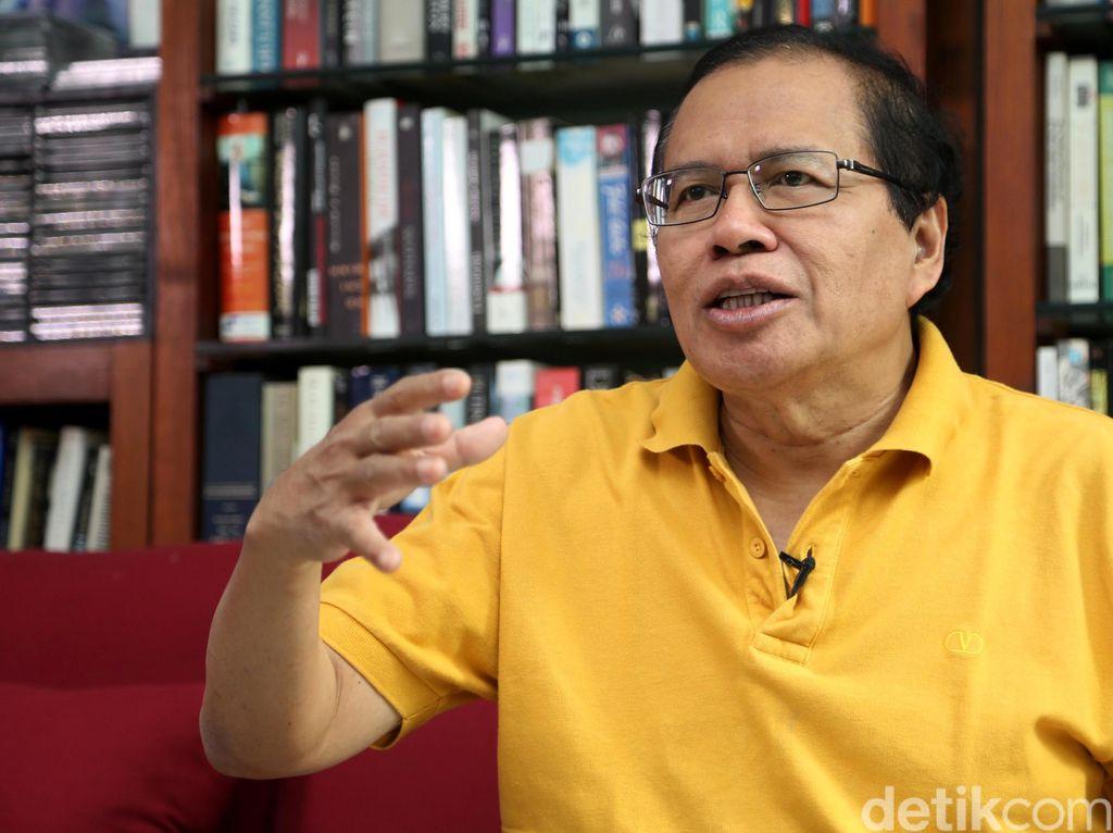 Rizal Ramli Cuit Menkeu Terbalik, Sindir Sri Mulyani?