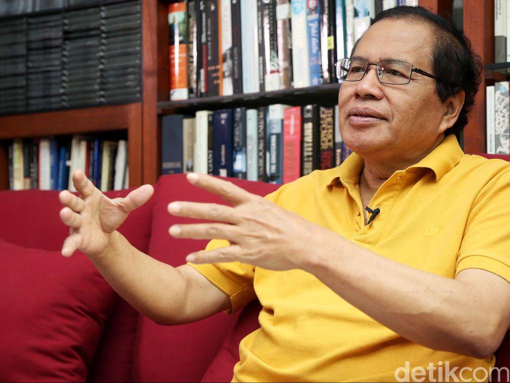 Rizal Ramli Sebut Ekonomi RI Lampu Setengah Merah, Ini Kata Kemenkeu