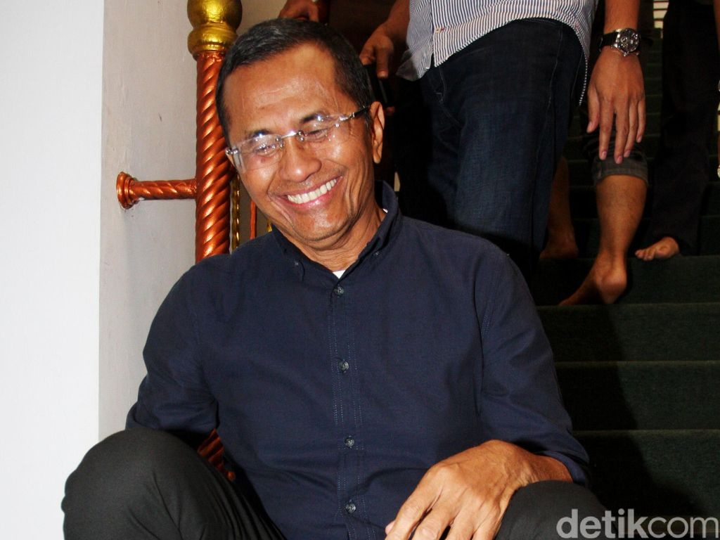 Analisis Dahlan Iskan Atas Kabinet Baru Jokowi