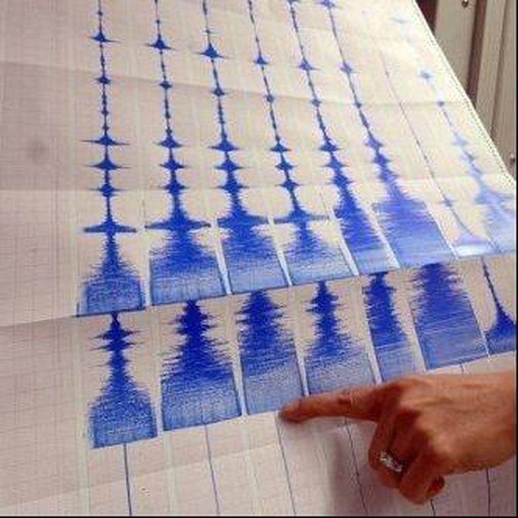 Pidie Jaya Aceh Kembali Diguncang Gempa 3,4 SR