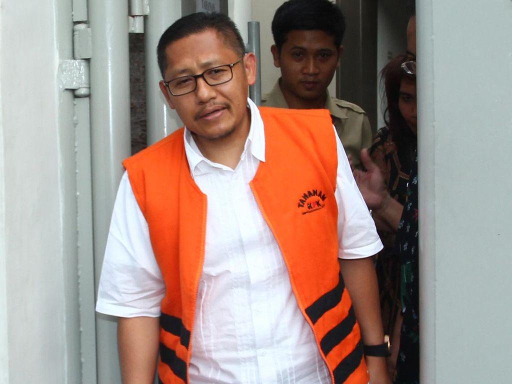 KPK Eksekusi Putusan MA yang Sunat Vonis Anas Urbaningrum