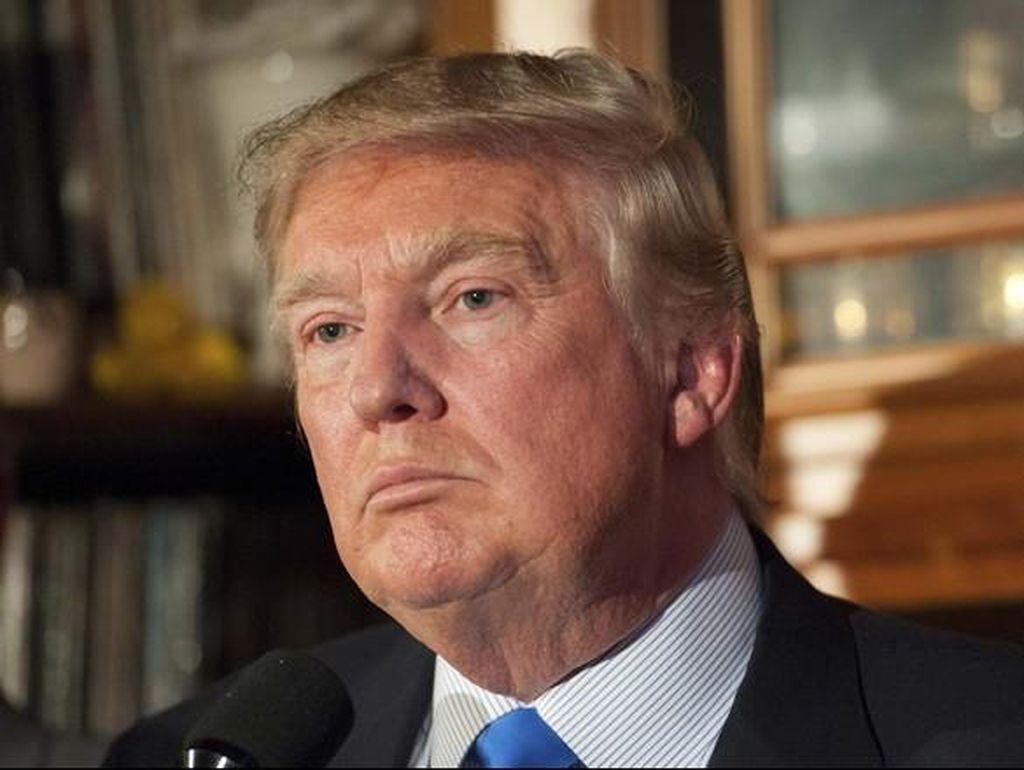 Ide Baru Trump: Tembok Perbatasan Meksiko Bertenaga Matahari