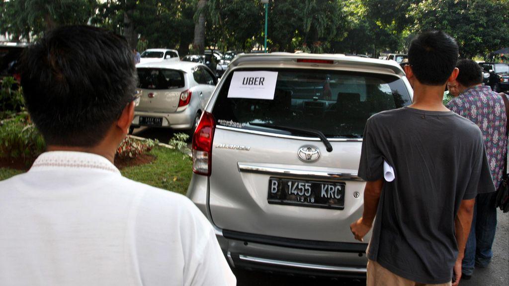 Organda Kembali Menjerit soal Taksi Online