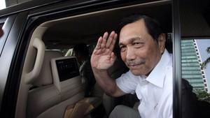 Luhut Minta Pejabat Contoh Presiden Jokowi yang Sederhana, Jujur dan Berani