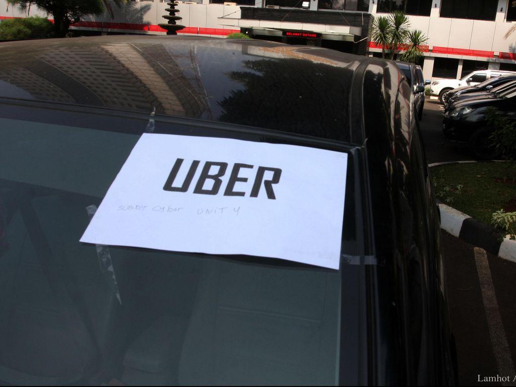 Baru 100 Armada Uber dkk yang Sudah Bisa Operasi