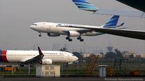 Penerbangan di Bandara Hasanuddin Turun 25% Jelang Mudik