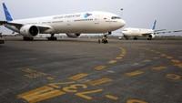 4 Penumpang Positif COVID-19, Garuda Dilarang Terbang ke Hong Kong