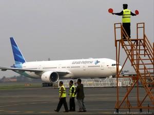 Tak Masuk Maskapai Terbaik Dunia 2020, Ini Kata Garuda Indonesia