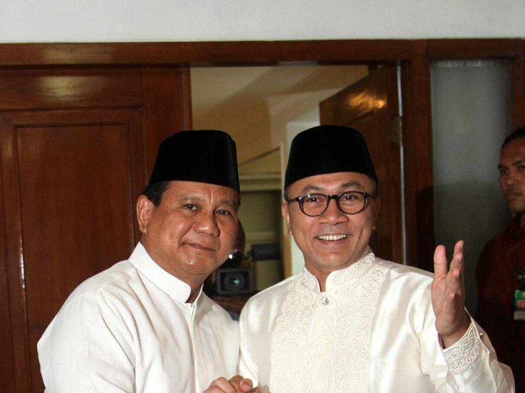Prabowo Tolak Perhitungan Pemilu, Ketum PAN: KPU, Jawablah!