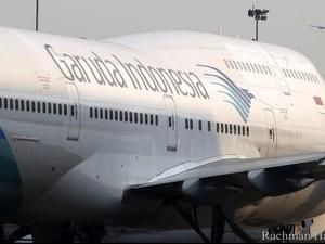 Garuda Tunda Terima 4 Pesawat dari Airbus
