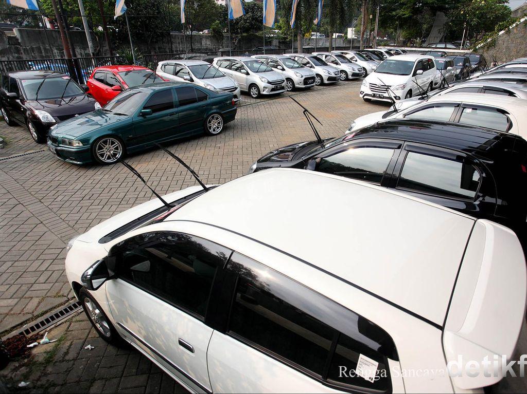 Kenaikan Penjualan Mobil Jelang Lebaran Tak Sebesar Dulu