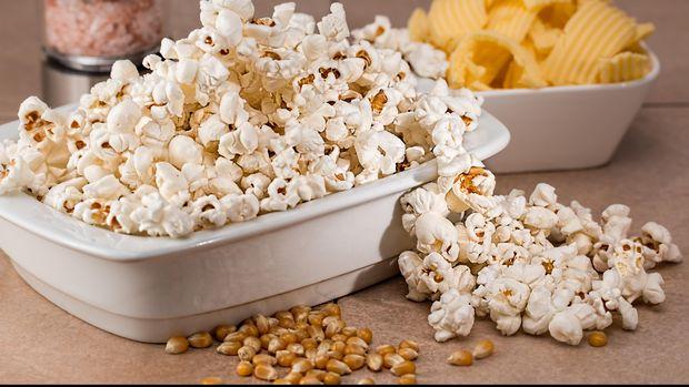Ilustrasi Popcorn