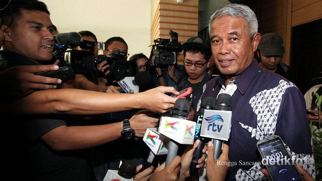 Mantan Ketum PSSI Djohar Arifin Maju Pilbup Langkat Via Independen