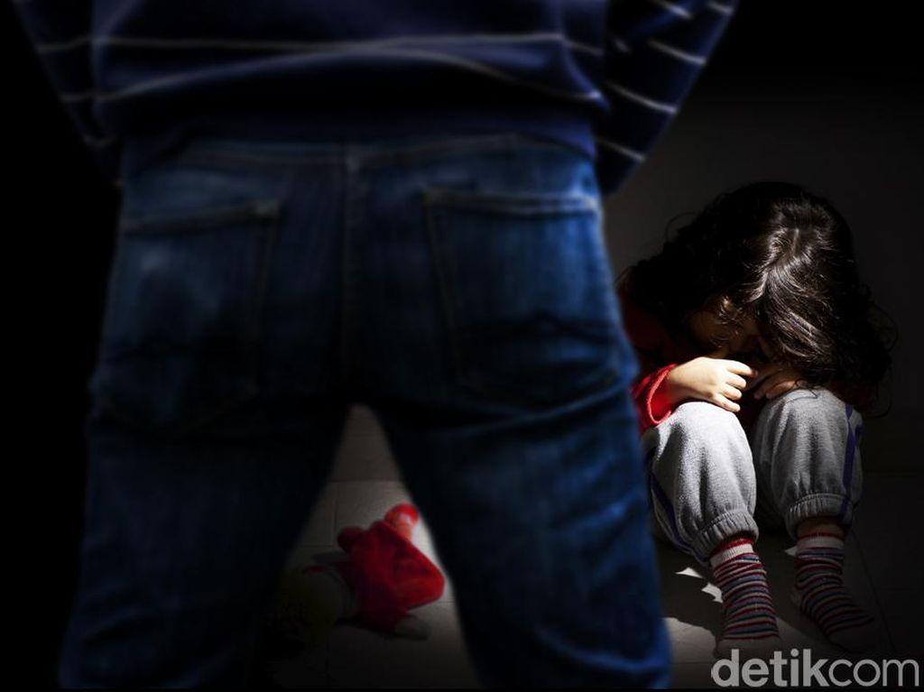 Polisi Tangkap Pelaku Pencabulan Bocah di Serdang Bedagai Sumut