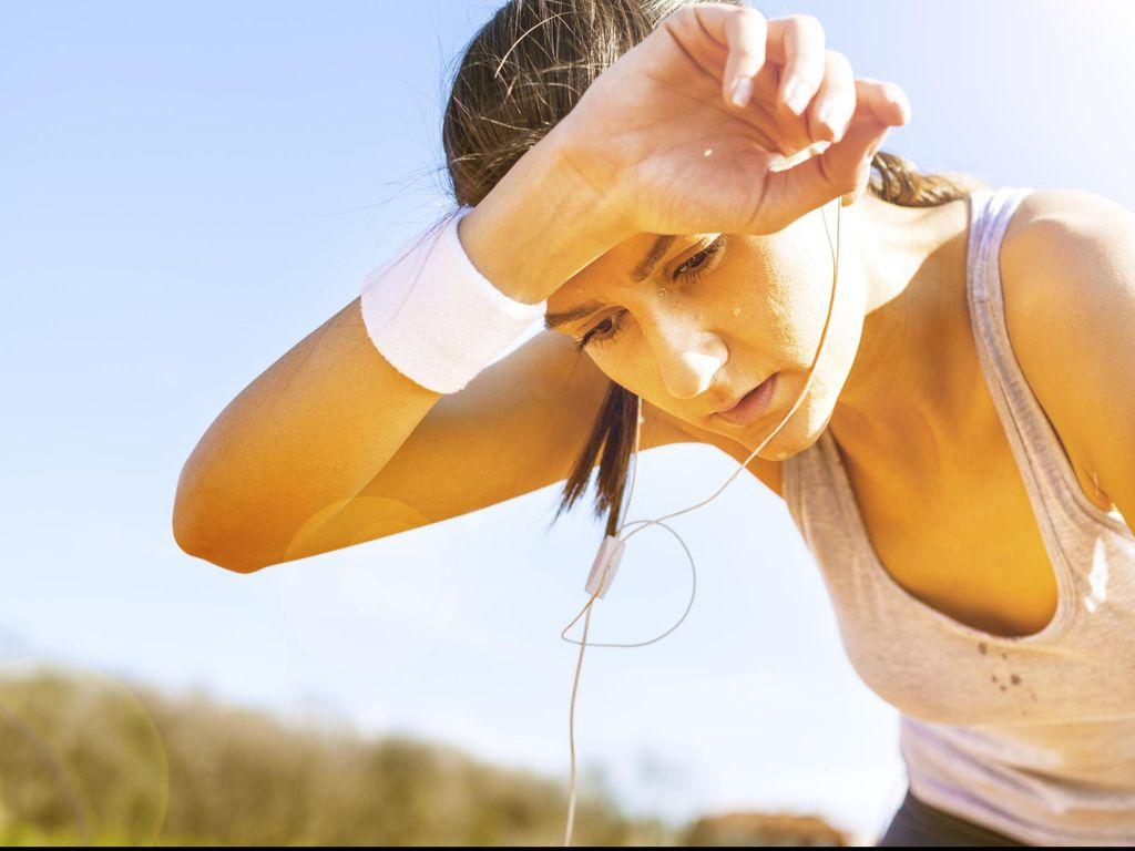 Berkeringat Tak Selalu Berarti Sehat, Ini Syaratnya Agar Olahraga Bermanfaat