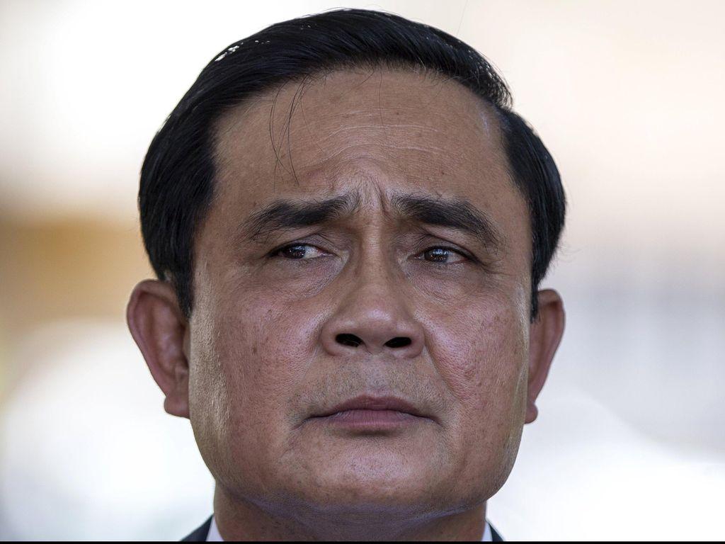 Demonstran Beri Waktu 3 Hari Bagi PM Thailand untuk Mundur