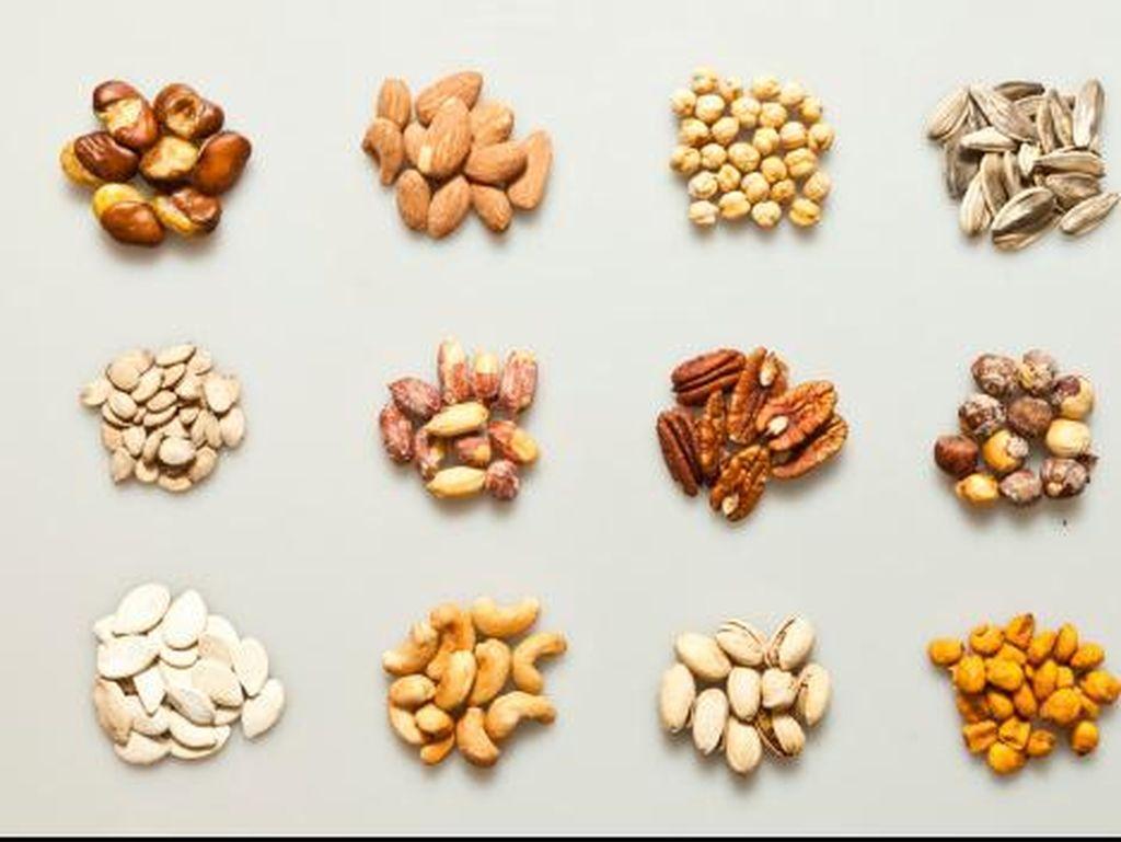 Perbanyak Kacang dan Biji-bijian untuk Sarapan Bisa Cegah Serangan Jantung