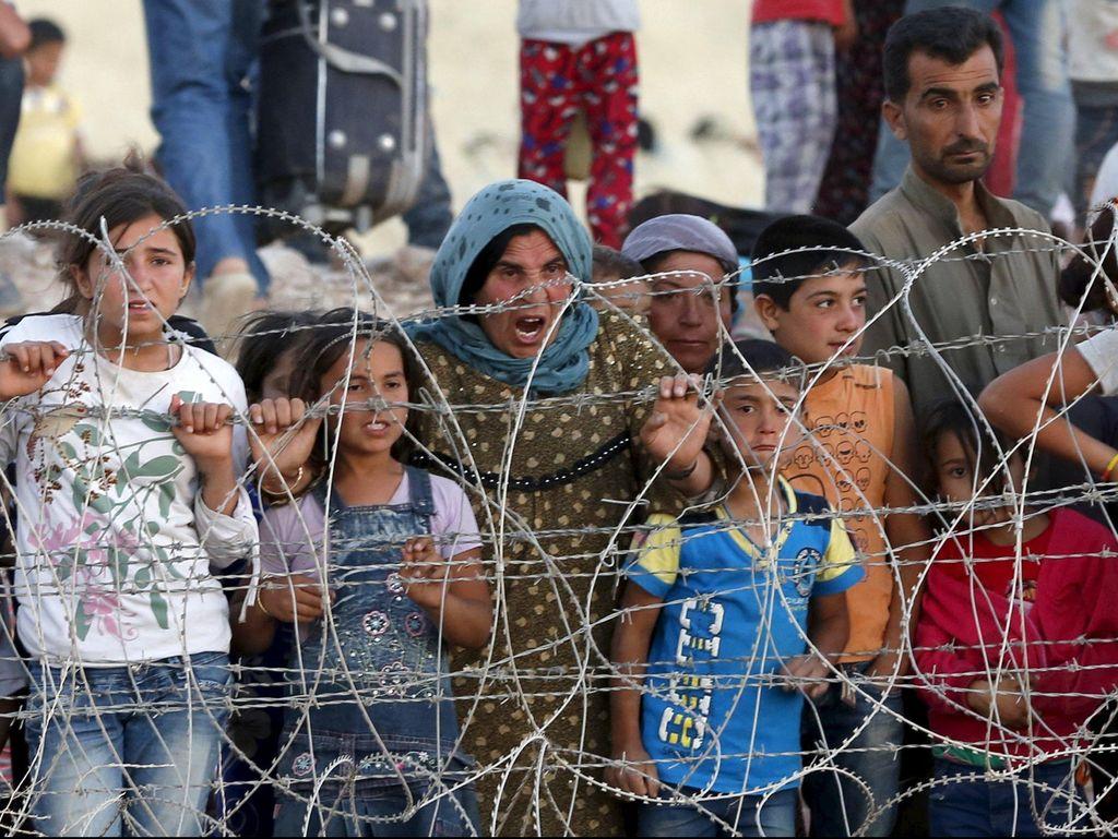 Nyaris 6 Ribu Pengungsi Anak dan Remaja Hilang di Jerman