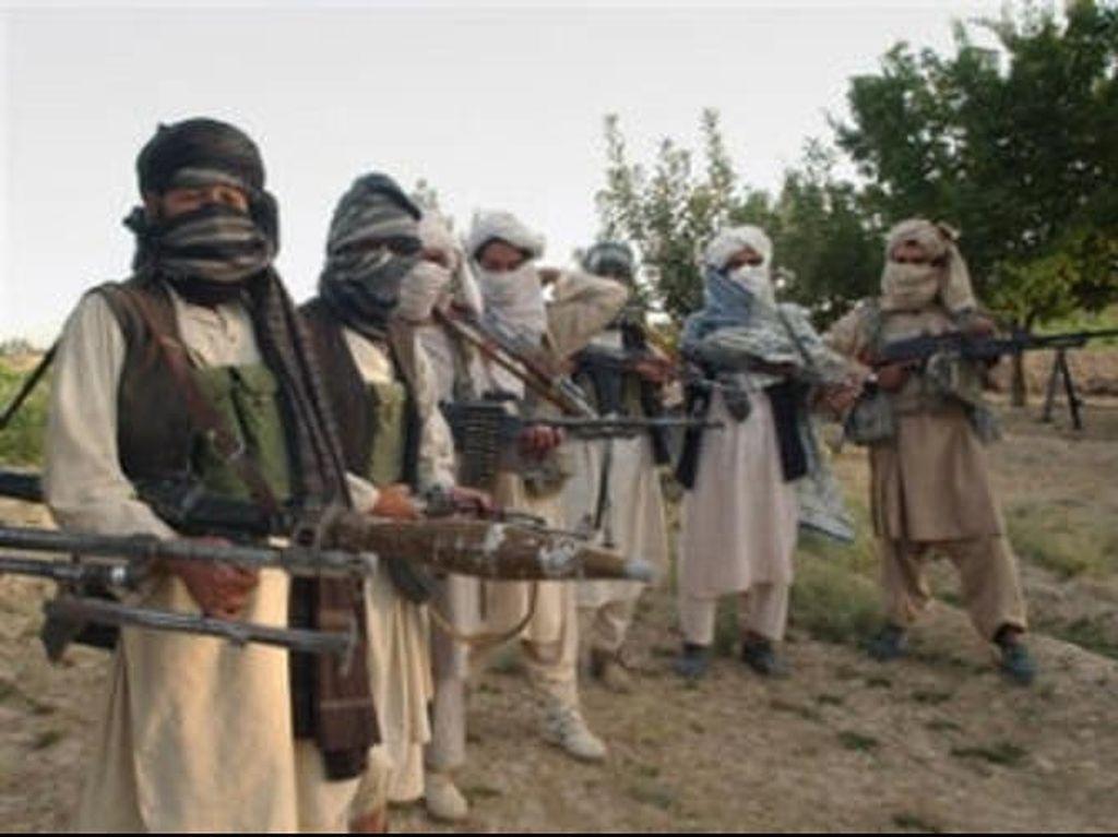 Taliban Serang Hotel di Afghanistan, Tiga Aparat Tewas