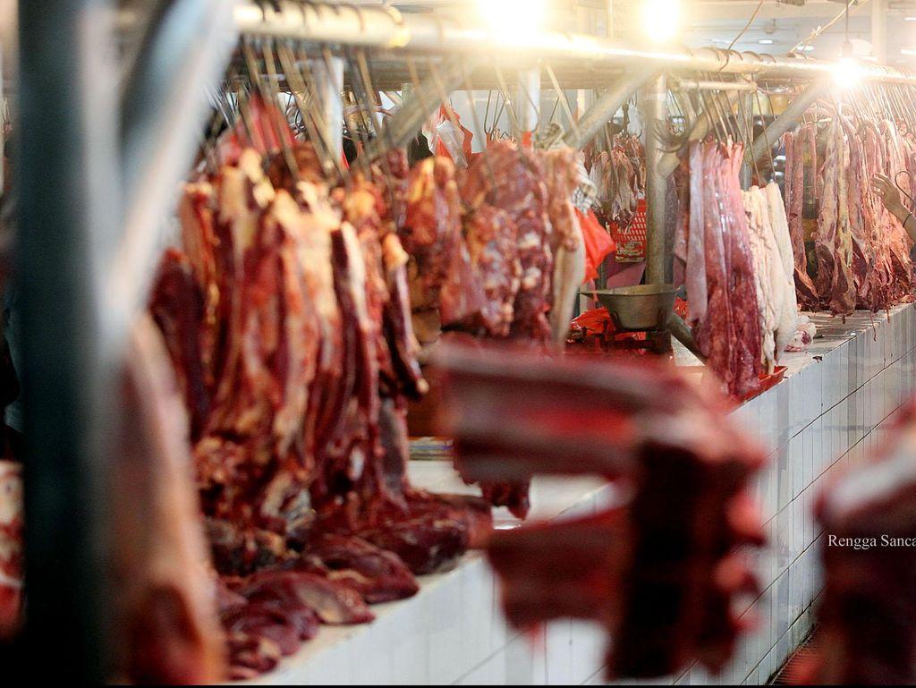 Jelang Lebaran, Harga Daging Sapi Dipatok Tak Sampai Rp 180.000/Kg