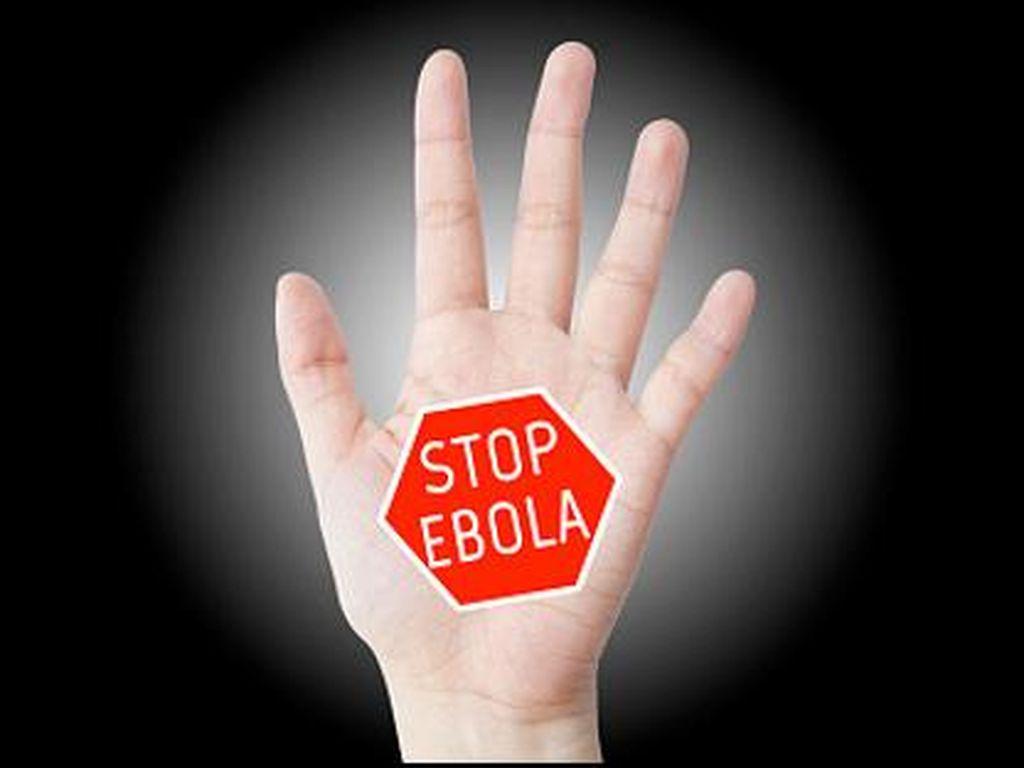 Aksi Cuci Tangan Pelajar di Kongo Hindari Virus Ebola