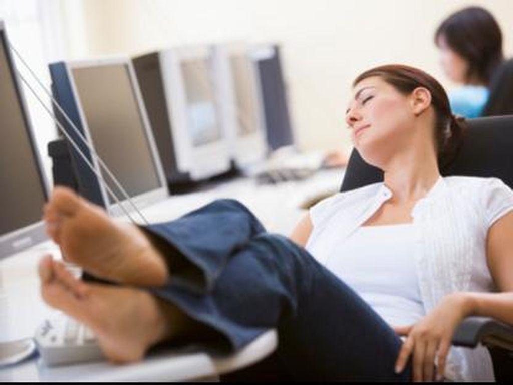 Tidur Siang Minimal Sekali dalam Seminggu Bisa Turunkan Risiko Stroke