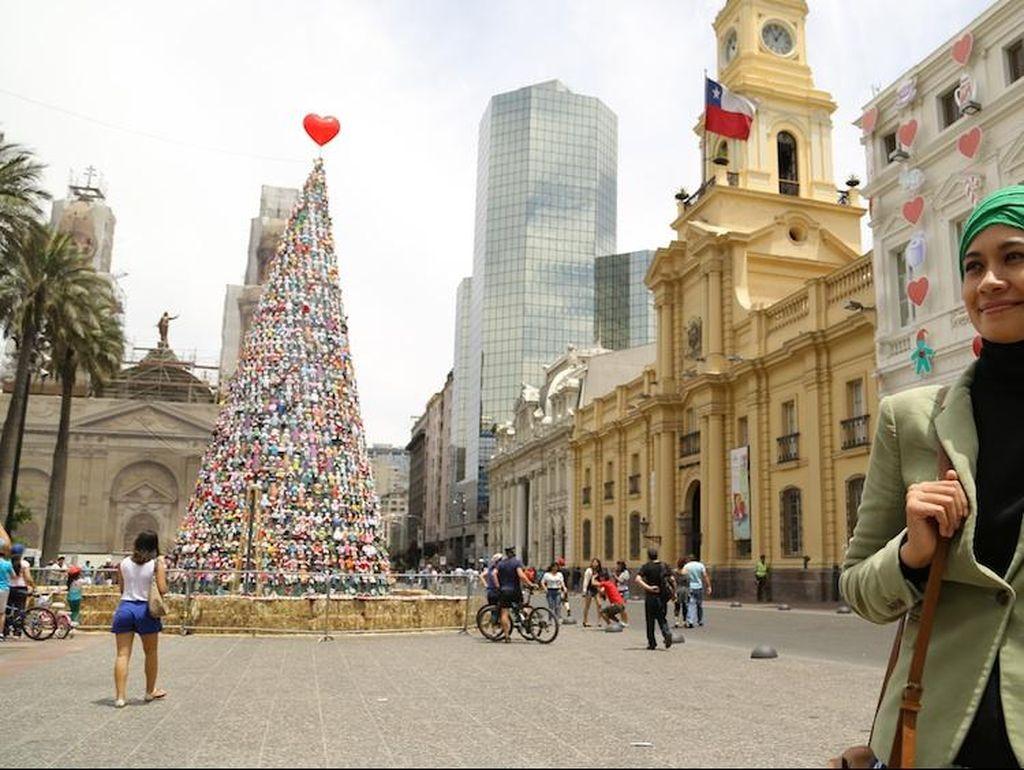 Bergaji Rp 10 Juta/Bulan, Berapa Lama Nabung untuk Liburan ke Chile?