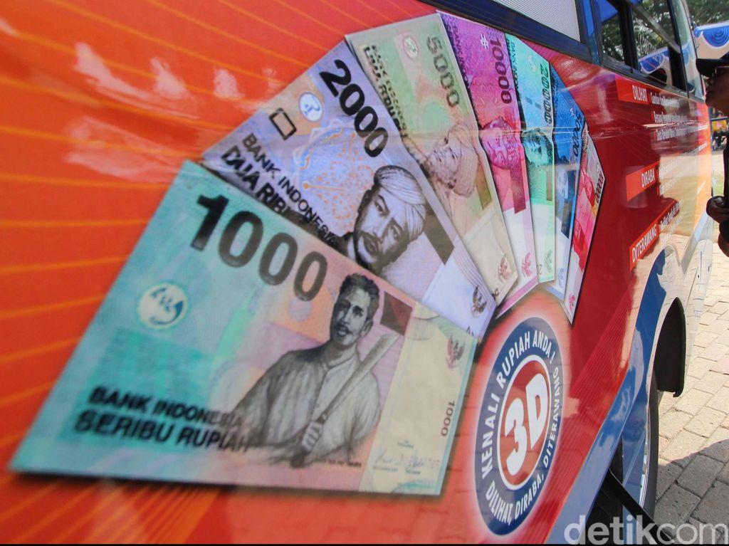 BI Siapkan Rp 1,5 T untuk Penukaran Uang Tunai di Banten
