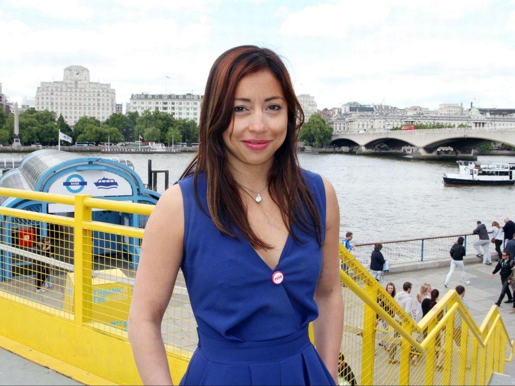 Ragam Aksi Manusia Karet Leilani Franco Melenturkan Tubuhnya