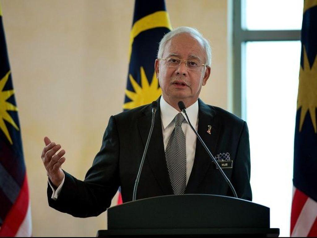 PM Najib Bubarkan Parlemen Malaysia, Pemilu Segera Digelar