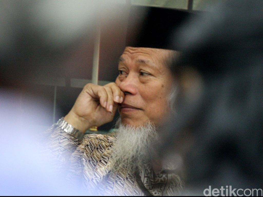 Diimbau Prabowo Tak Aksi di MK, Abdullah Hehamahua: Kami Tampung Aspirasi Rakyat