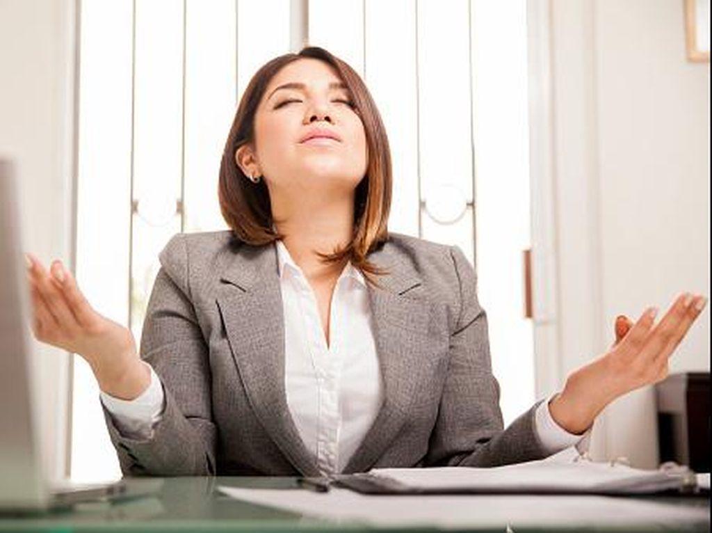 Tips Menjaga Pikiran Positif Menghadapi Drama Senin Pagi