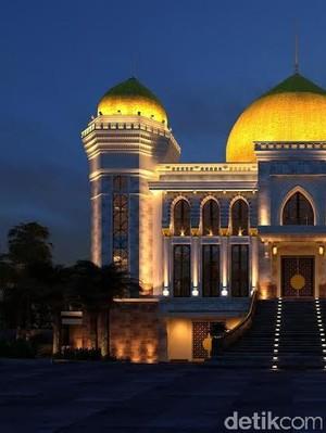 1.000 Menu Kuliner Ramaikan Ramadan di Kawasan Trans Studio Bandung