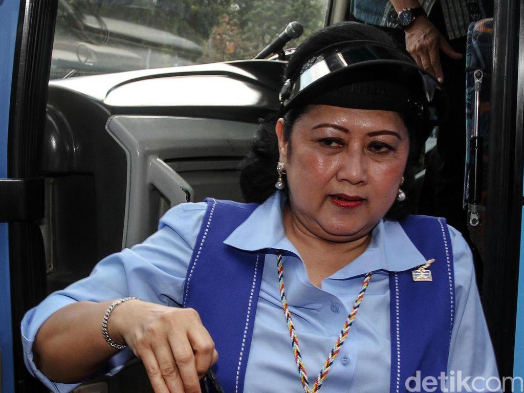 6 Fakta Ani Yudhoyono yang Idap Kanker Darah