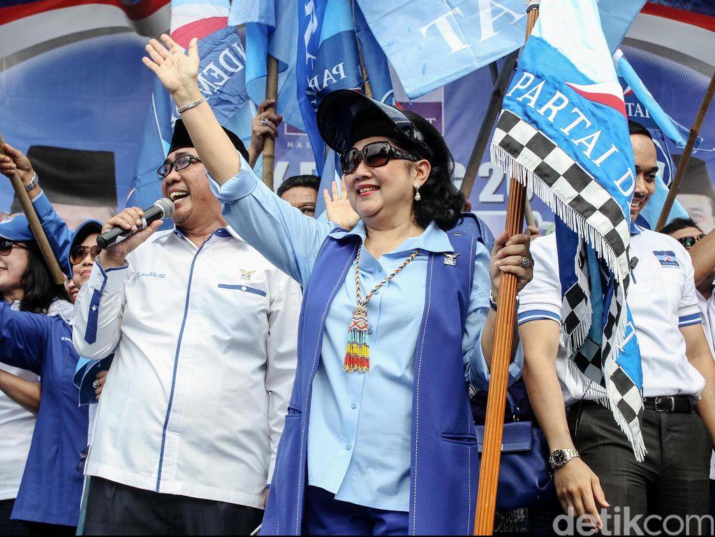 Perjalanan Kanker Darah Ani Yudhoyono, Disangka Kelelahan hingga Meninggal