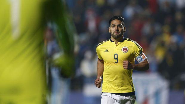 Radamel Falcao masih menjadi tumpuan Kolombia di Piala Dunia 2018.