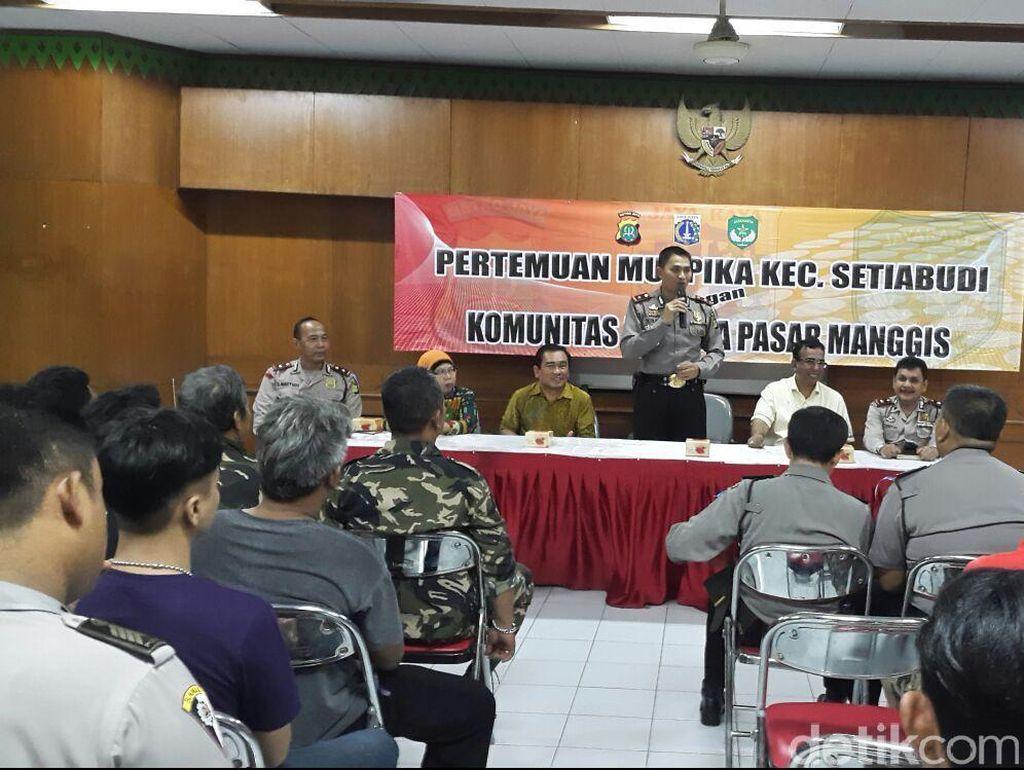 Cegah Tawuran di Malam Takbiran, Polsek Setiabudi Rangkul Pemuda