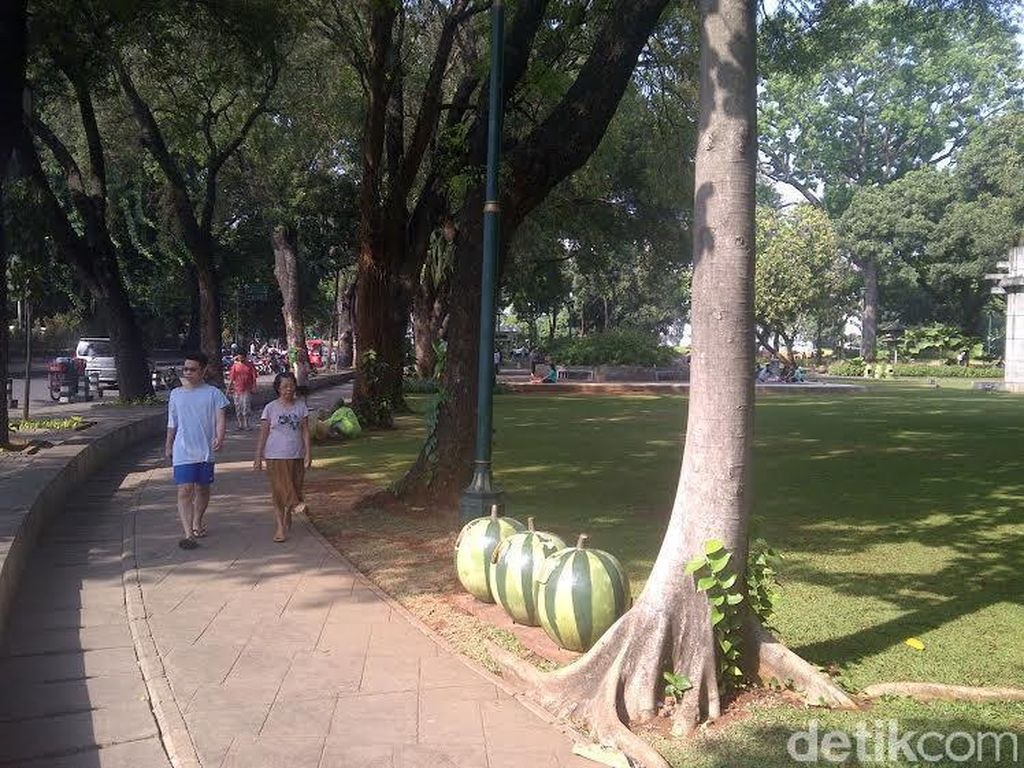 Wali Kota Jakpus: Taman Suropati Kawasan Ring 1, Harus Indah dan Tertib