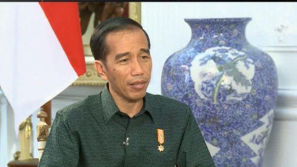 Saat Jokowi Bicara Soal Putin, Musik Metal dan Rakyat di TV Rusia